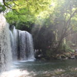 鍋ヶ滝(熊本)は松嶋菜々子のCMで有名に!アクセスや駐車場情報