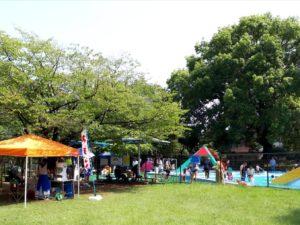 水前寺児童公園外観