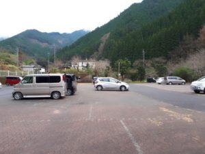 町営有料駐車場敷地