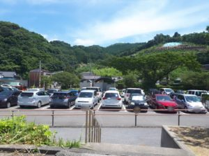 公園駐車場