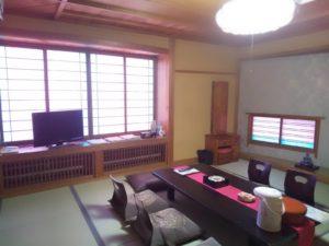 かなわ荘客室